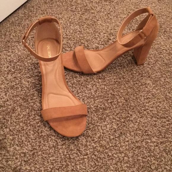 Lane Bryant Shoes   Wide Width Heels